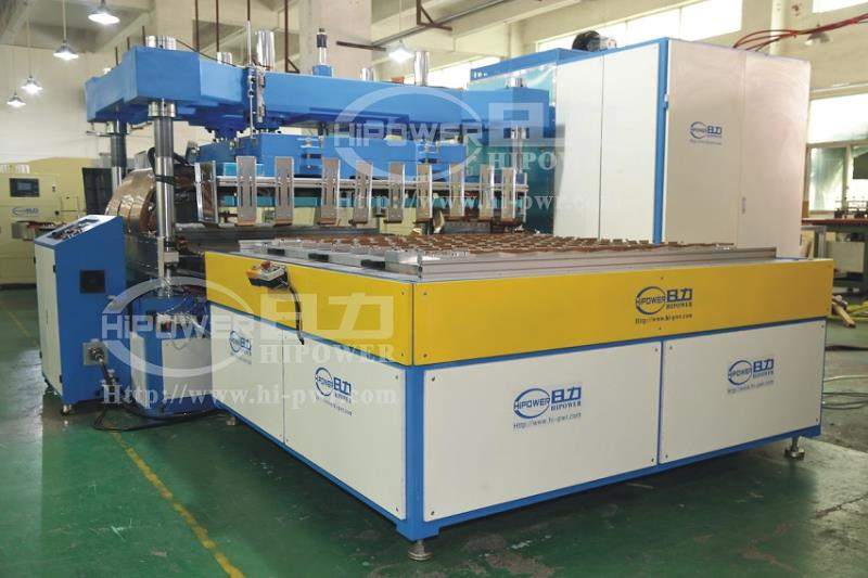 High frequency cooling tower PVC  packing welder