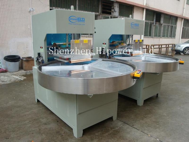 high power plastic packing machine